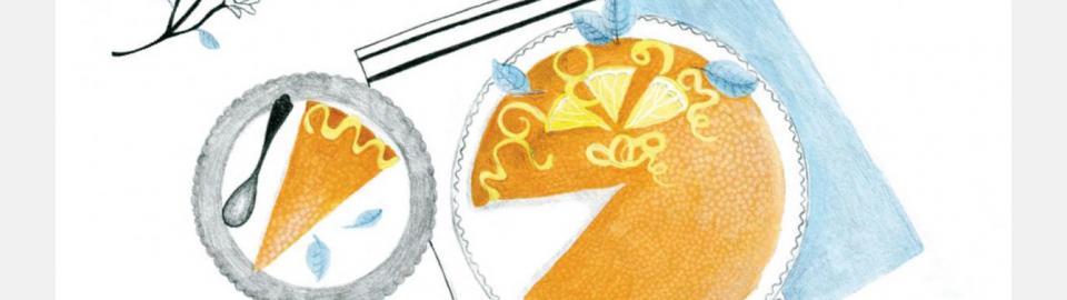 Лимонный пирог: рецепт приготовления