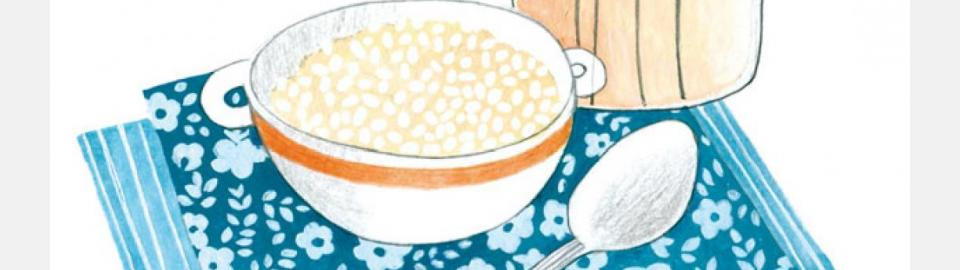 Рисовый пудинг: рецепт приготовления