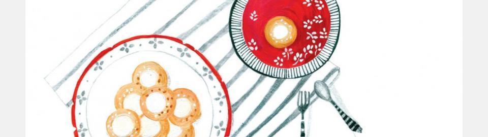 Ватрушки: рецепт приготовления блюда