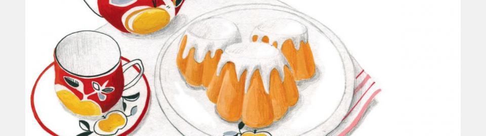 Ромовые бабы: рецепт приготовления блюда