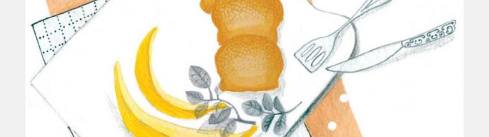 Банановый кекс: рецепт приготовления блюда