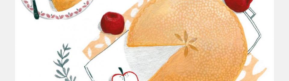 Американский яблочный пирог: рецепт приготовления блюда