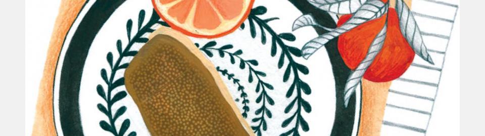 Пряничный имбирный пирог: рецепт приготовления
