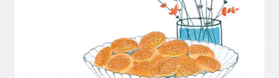 Печенье Шакар-лохум: рецепт приготовления