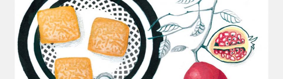 Аришта-халва: рецепт приготовления