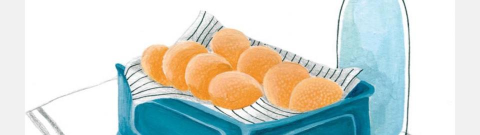 Печенье с миндальной крошкой: рецепт приготовления