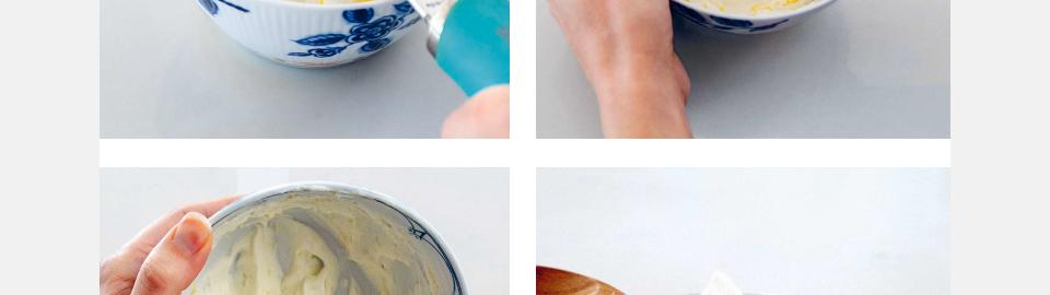 Лабне с лимонной цедрой: рецепт приготовления