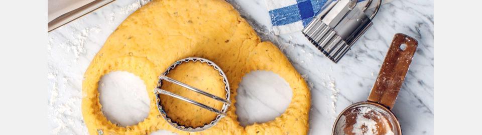 Печенье из батата с шалфеем на завтрак: рецепт приготовления