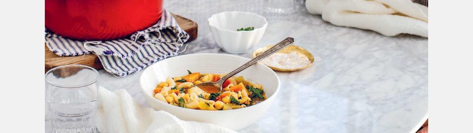 Суп-лапша с пастернаком и нутом: рецепт приготовления