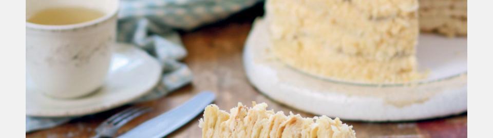 Быстрый Наполеон: рецепт приготовления торта
