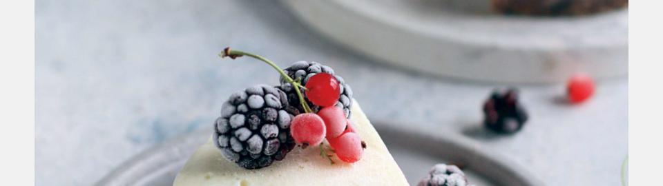 Торт-мороженое: рецепт приготовления