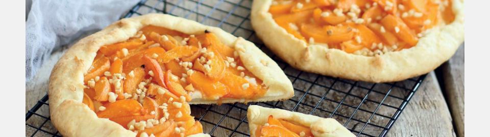 Галета с абрикосами и сливочным сыром: рецепт приготовления