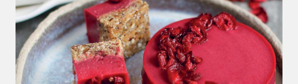 Вишневый тарт: рецепт приготовления