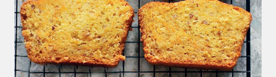 Морковный кекс: рецепт приготовления