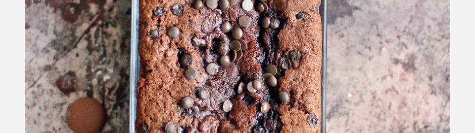 Шоколадный кекс: рецепт приготовления