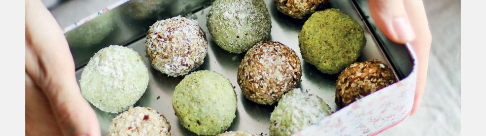 Полезные конфеты: рецепт приготовления