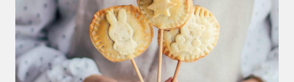 Печенье на палочке: рецепт приготовления
